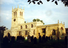Conisbrough St Peters Church