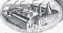 Late 1800's Glassworks