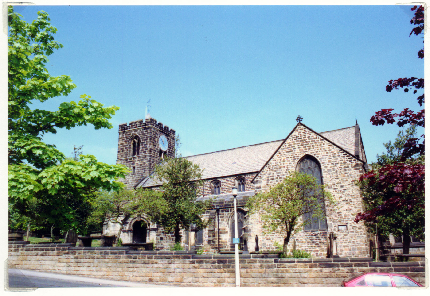 Otley All Saints Click Image